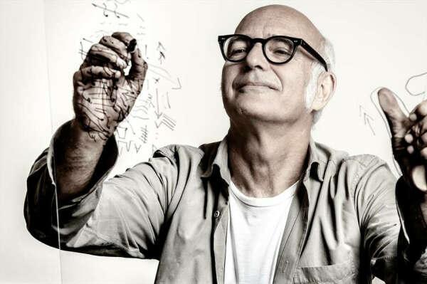 Послушать Людовико Эйнауди вживую / to listen to Ludovico Einaudi in live