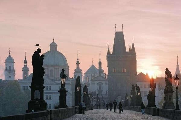Съездить в Чехию с любимым