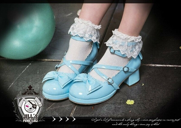 Кукольные туфельки