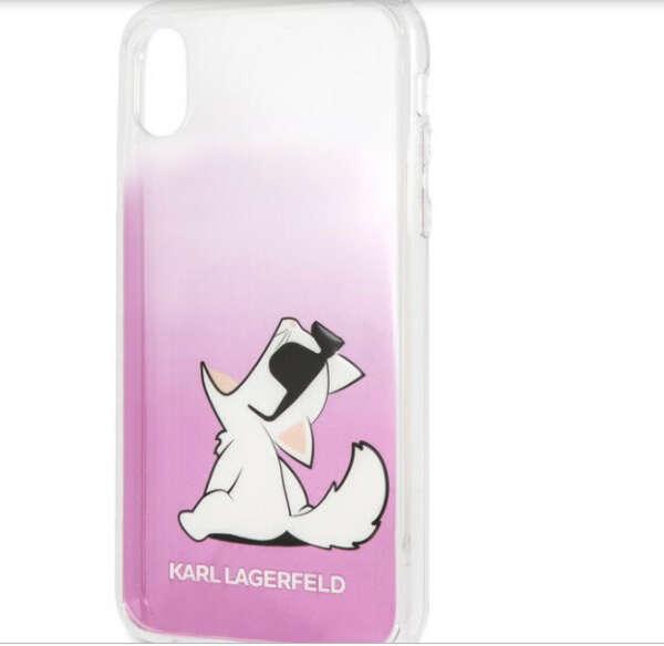 Купить чехол karl lagerfeld «choupette sunglasses» hard case для iphone xr розовый в официальном интернет-магазине iCases.ru