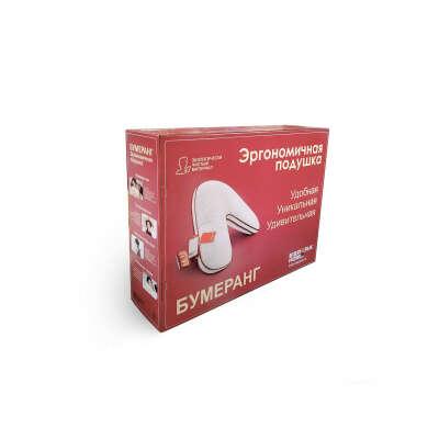 Подушка анатомическая ESPERA Boomerang 25х65 см