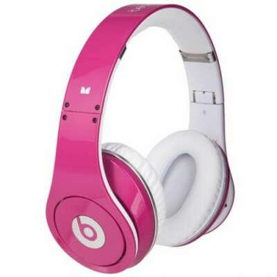 Хочу розовые наушники