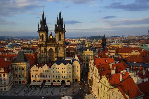 Хочу побывать в Праге