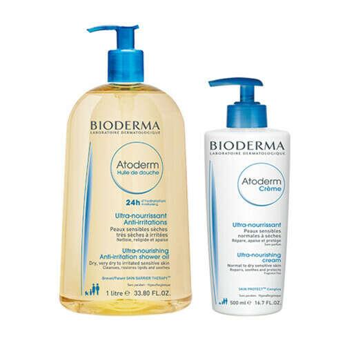 Набор Bioderma, Atoderm