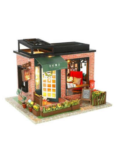 Румбокс DIY House Книжный магазин