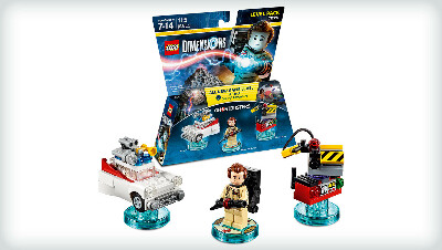 71228             GHOSTBUSTERS™ LEVEL PACK
