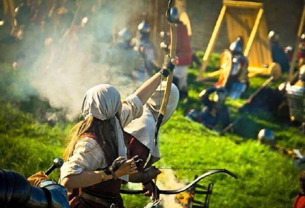 Хочу на средневековый фестиваль в Германии