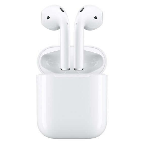 Беспроводные наушники AirPods Apple