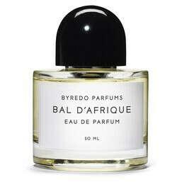 Byredo BAL D'AFRIQUE Парфюмерная вода цена от 8288 руб купить в интернет магазине парфюмерии ИЛЬ ДЕ БОТЭ, parfum арт BR806038