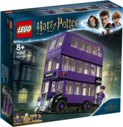 Конструктор LEGO Harry Potter Автобус «Ночной рыцарь»