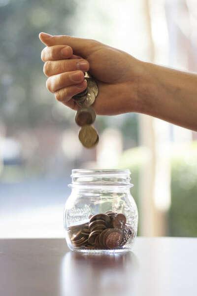 Накопить деньги на отдых