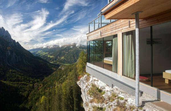 Dolomitenhütte отель