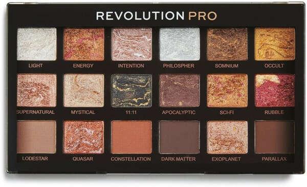 Палетка теней Revolution Pro, Astrological