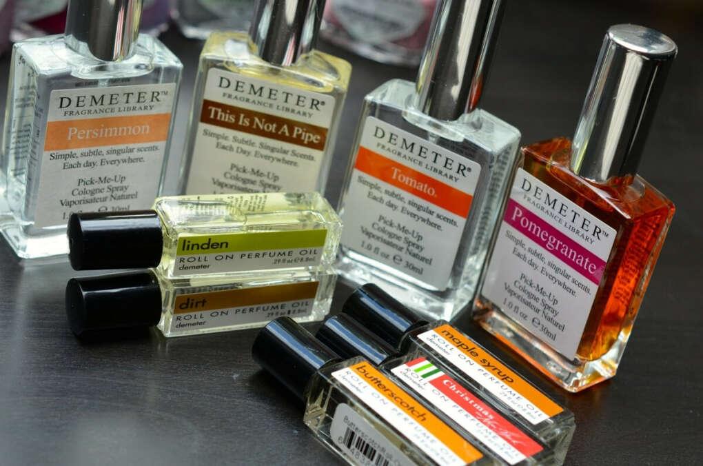 Demeter perfume