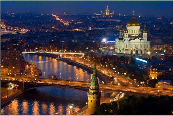 Пожить в Москве