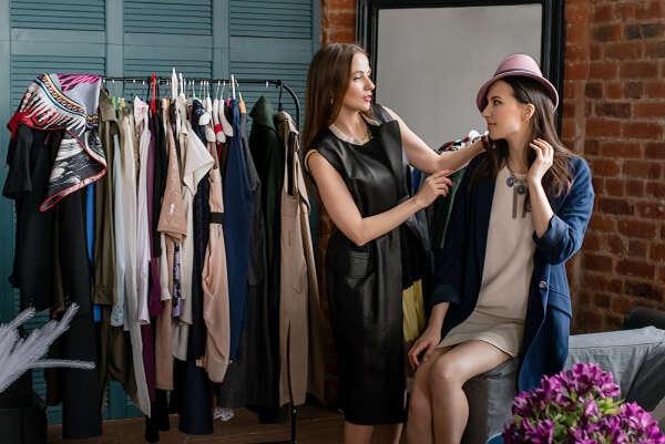 Консультация стилиста по подбору гардероба