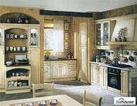 Новую кухню в стиле прованс