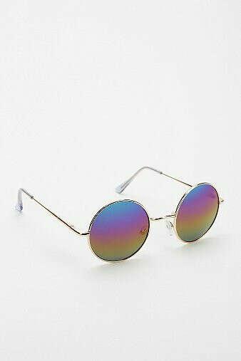 Indio Round Sunglasses