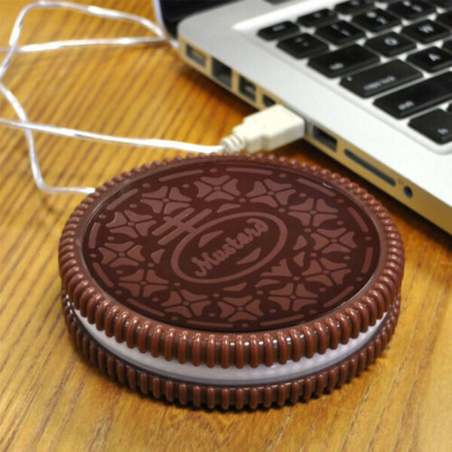 USB Подогреватель для чашки Печенька