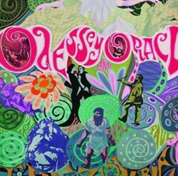 The Zombies. Odessey & Oracle. 30th Anniversary Edition (LP)