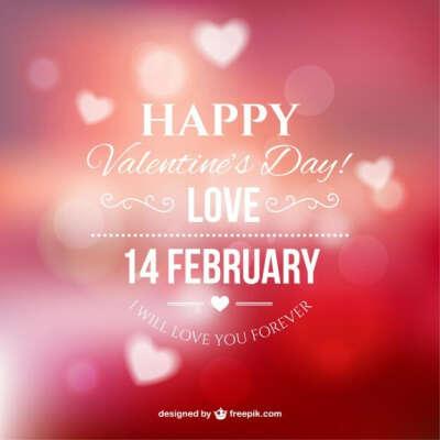 Счастливый День Св. Валентина