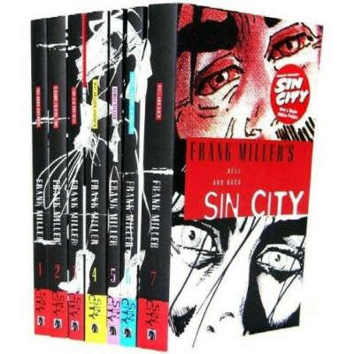 Комиксы Sin city