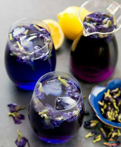 Анчан (синий чай)