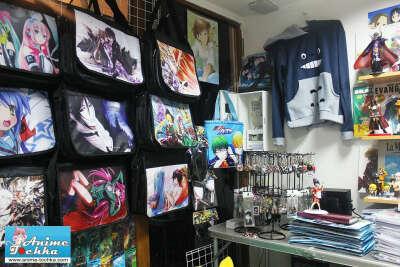 Поход в аниме-магазин
