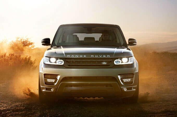 НОВЫЙ RANGE ROVER SPORT | Land Rover Россия