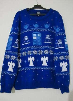 "Новогодний свитер ""доктор кто"" doctor who за 400 грн. | Шафа"