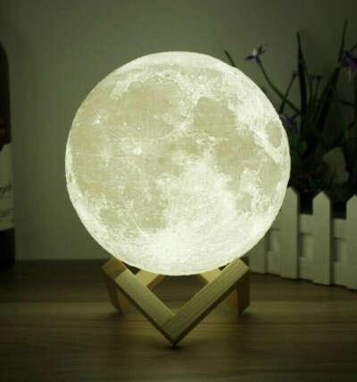 Светильник-Луна