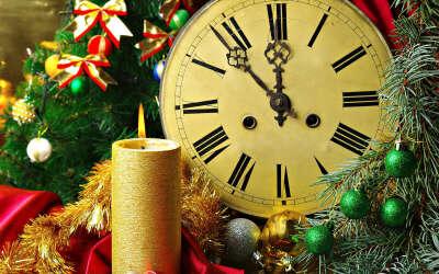 Вернуть новогодний дух