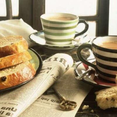 Вкусный завтрак)