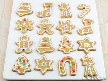 имбирные печеньки ручного приготовления)))