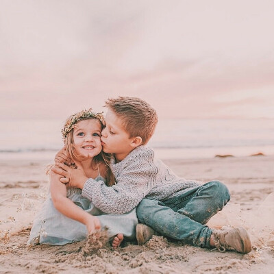 Сына и дочь