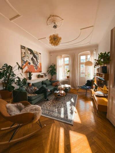 Жить в доме с красивым интерьером