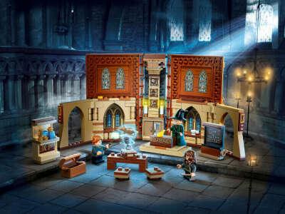 LEGO: Урок трансфигурации
