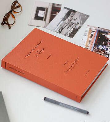 Фотоальбом De Fotos / Оранжевый