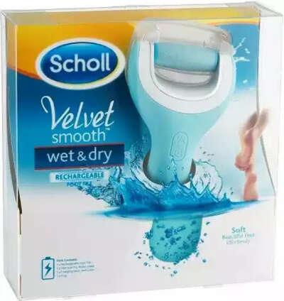 Пилка для ног Scholl