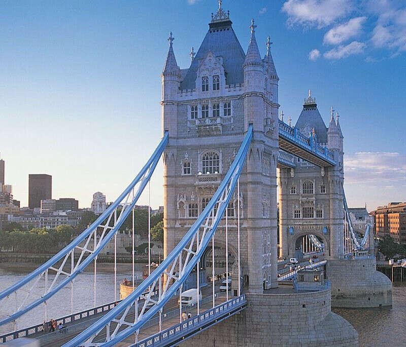 Путешествовать по Англии