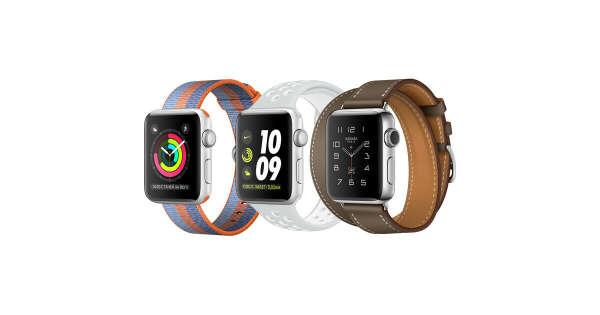 Apple Watch – Сравнение