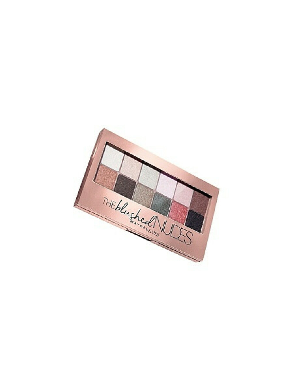 Blushed Nudes, Maybelline New York