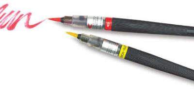 Pen brush Pentel