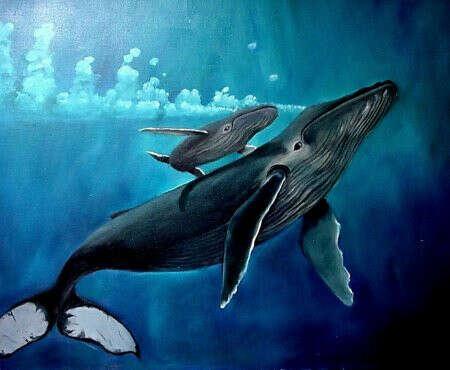 Услышать, как поют киты