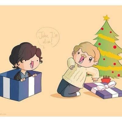 Хочу новый сезон Шерлока