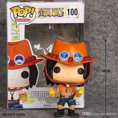 Фигурка Funko POP! One Piece: Portgas D. Ace