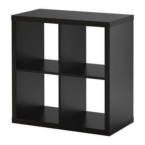 КАЛЛАКС Стеллаж - белый  - IKEA