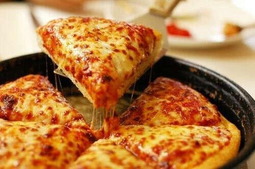 Вкусную пиццу
