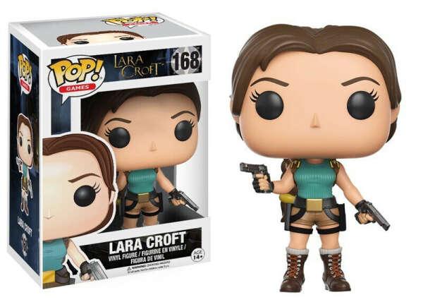 Фигурка Funko pop Lara Croft