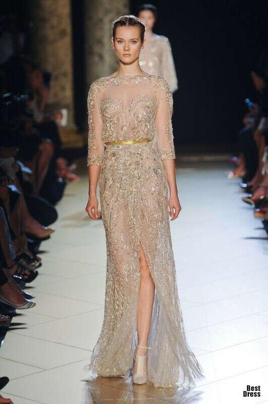 Платье от ELIE SAAB